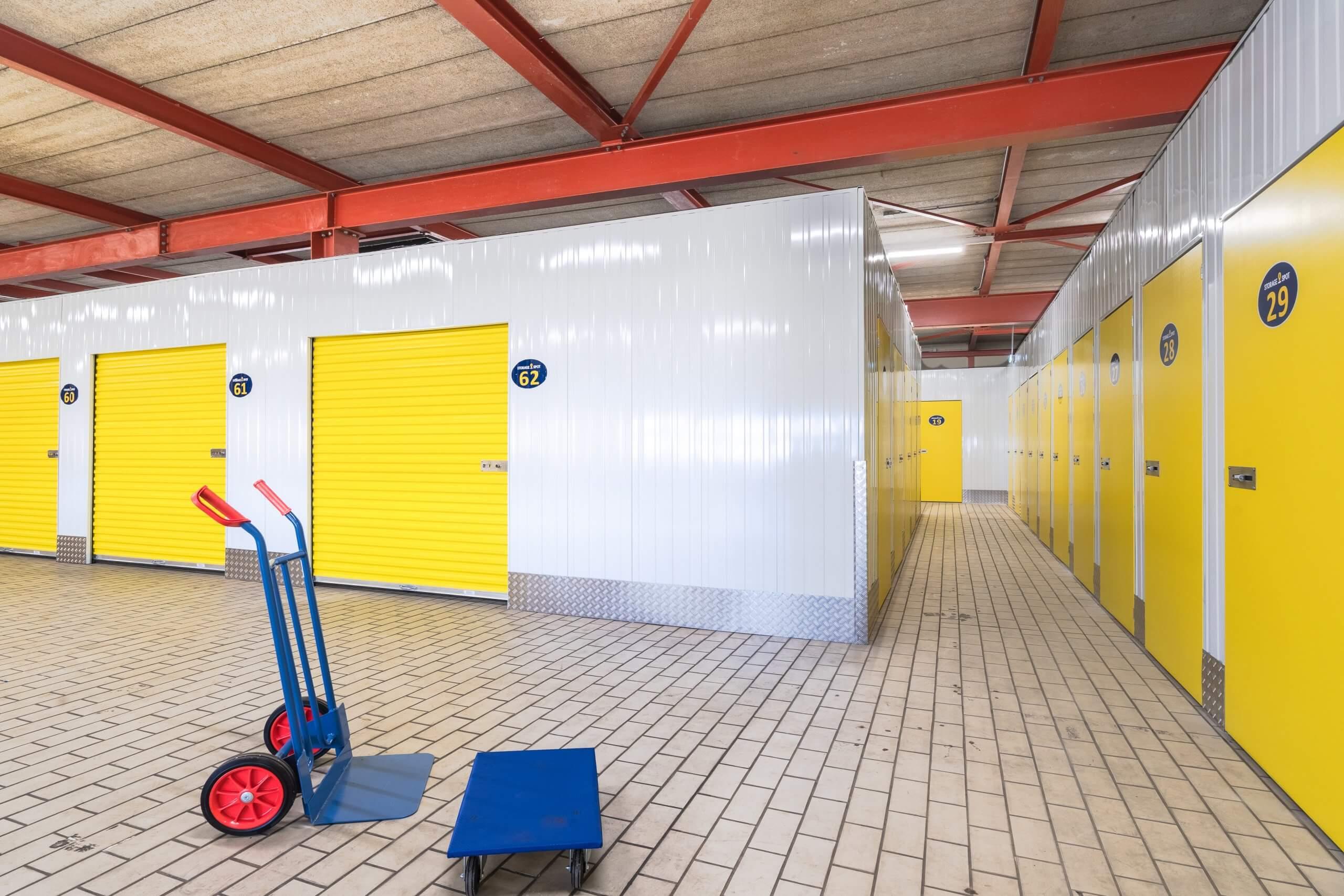 storagebox huren in Leeuwarden